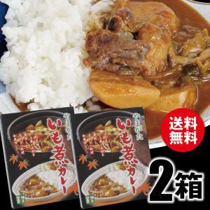 山形名物 いも煮カレー(1〜2箱) shounai-iimonoya