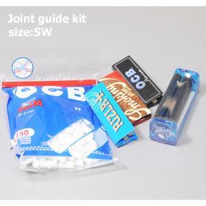 初めての方でも簡単に手巻きタバコが巻ける!  アジャスタブル式ローリングマシン、ペーパー3種、フィル...