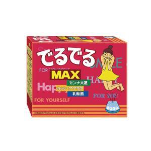 でるでるMAX ダイエット ダイエットティー 茶 センナ茶 乳酸菌 ノンカフェイン ノンカロリー 14包入り|showa-direct|02