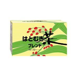 はとむぎ茶 ブレンド ハトムギ茶 はと麦茶 ハト麦茶 はぶ茶 緑茶 大麦 玄米茶 昭和 52包入り 30ケース 送料無料|showa-direct|02