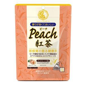 ピーチ紅茶 桃 香り 健康 茶 ダイエット 糖質0 ノンカロリー ピーチ 紅茶 健康茶 健康|showa-direct|02