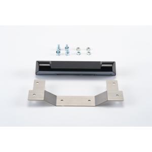 LEDナンバー移動キット 穴あけタイプ ロゴなし ジムニーJB23、JB33、JB43、JB64、JB74など用|showa-garage