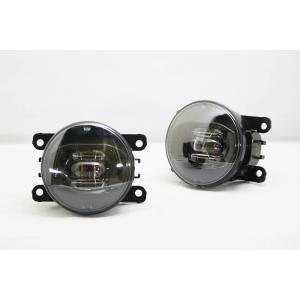 LEDフォグランプ インナーブラック|showa-garage