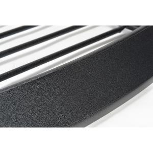 A-X(エークロス)シリーズ アルミ製ルーフラック Mサイズワイド ブラック showa-garage 03