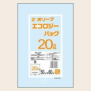 20Lゴミ袋 業務用 安い 【0.03mm厚 20L (透明)】500x600cm  10枚入りx60冊 |showa-shokai