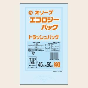 15Lゴミ袋 業務用 安い 【0.025mm厚 15L (透明 )】450x500cm  20枚入りx50冊  |showa-shokai