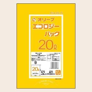 20Lゴミ袋 業務用 安い 【0.03mm厚 20L (黄)】520x600cm  10枚入りx60冊  |showa-shokai
