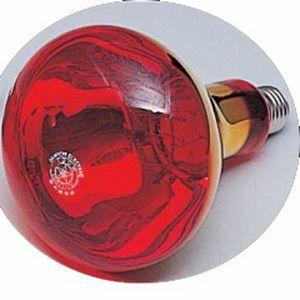 赤外線治療器用電球(ランプ) 赤球 細口300W (レッドサンSD.DX.レッドシーライン兼用タイプです) 「当日出荷」 showa69