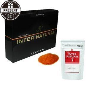 インターナチュラル(INTER NATURAL) 30包+7包セット+さらにレビュー選べるおまけ付! 新しいコンセプトの健康サプリメント「cp2」|showa69