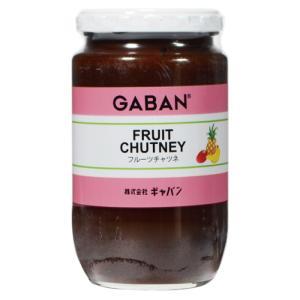 GABAN(ギャバン) フルーツチャツネ 450g