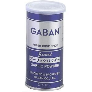 GABAN(ギャバン) ガーリックパウダー 90g