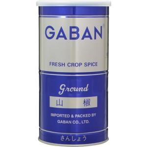 GABAN(ギャバン) 山椒パウダー 250g