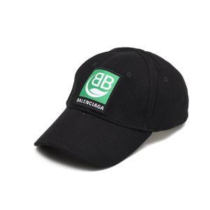 BALENCIAGA バレンシアガ ロゴキャップ 帽子 イタリア正規品 593188 310B2 1...
