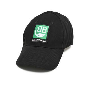 展示品 BALENCIAGA バレンシアガ ロゴキャップ 帽子 イタリア正規品 593188 410...