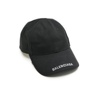 BALENCIAGA バレンシアガ ロゴキャップ 帽子 イタリア正規品 617140 410B2 1...