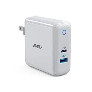Anker PowerPort Speed Duo(PD対応 42W 2ポート USB-A & US...