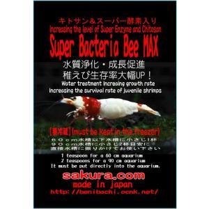 [バクテリア]スーパーBee MAX 100g (徳用)|shrimpariel