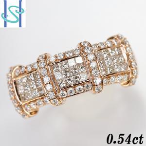 【SH53568】ダイヤモンド リング 1.00ct K18ピンクゴールド【中古】|sht-ys