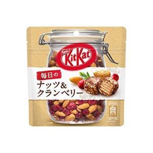ネスレ キットカット 毎日のナッツ&クランベリー パウチ 1箱(36g×12袋)