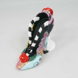 ★サリー ナイトメアー ビフォア クリスマス シューオーナメント ディズニー  アメリカ正規店購入 靴 シューズ オーナメント Disney Shoe Ornament WDW|shu-fu-ka