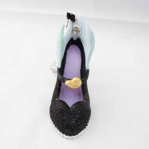 アースラ リトルマーメイド ディズニー シューオーナメント アメリカ正規店購入 靴 シューズ オーナメント Disney Shoe Ornament WDW|shu-fu-ka
