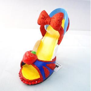 ディズニー 白雪姫  プリンセス シューオーナメント アメリカ正規店購入 靴 シューズ オーナメント Disney Shoe Ornament WDW|shu-fu-ka