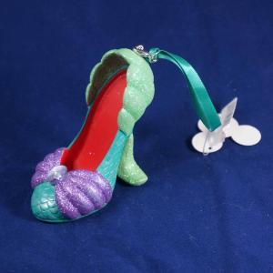 アリエル プリンセス シューオーナメント アメリカ正規店購入 靴 シューズ オーナメント Disney Shoe Ornament WDW|shu-fu-ka