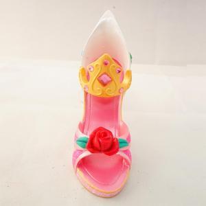 ディズニー オーロラ姫 プリンセス シューオーナメント アメリカ正規店購入 靴 シューズ オーナメント Disney Shoe Ornament WDW|shu-fu-ka