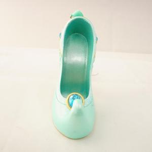 ディズニー ジャスミン プリンセス シューオーナメント アメリカ正規店購入 靴 シューズ オーナメント Disney Shoe Ornament WDW|shu-fu-ka