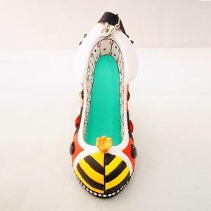 ☆アリス ハートの女王 シューオーナメント ディズニー アメリカ正規店購入 靴 シューズ オーナメント Disney Shoe Ornament WDW|shu-fu-ka