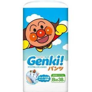 ネピア Genki! (ゲンキ) パンツ Bigサイズ 38...
