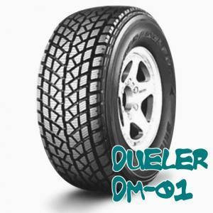 DM-01 235/80R16 (4本セット) ブリヂストン WINTER DUELER スタッドレス|shuei4wd