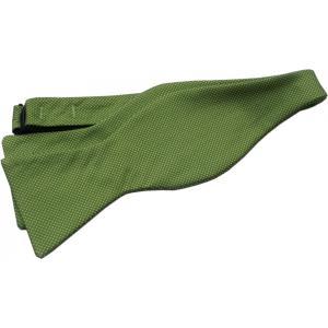 アイクベーハー ボウタイ 蝶ネクタイ アメリカ製 グリーン IKE BEHAR 010|shufflestore