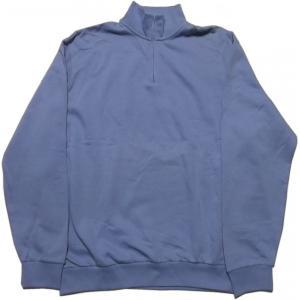 ポロゴルフ ラルフローレン ハーフジッパー スウェットシャツ サックスブルー POLO GOLF 008|shufflestore