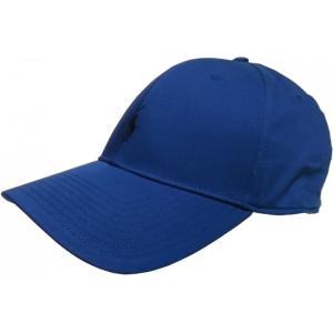ポロゴルフ ワンポイント キャップ 帽子 ブルー POLO GOLF 001|shufflestore
