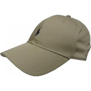 ポロゴルフ ラルフローレン ワンポイント キャップ 帽子 ベージュ POLO GOLF 003|shufflestore