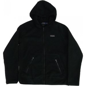 ラルフローレン フリースジャケット 黒 ブラック Polo Ralph Lauren 063|shufflestore