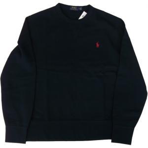 ラルフローレン ワンポイント スウェットシャツ ネイビー Polo Ralph Lauren 082|shufflestore