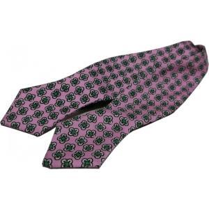ラルフローレン シルク プリント ボウタイ 蝶ネクタイ イタリア製 ピンク Polo Ralph Lauren 422|shufflestore