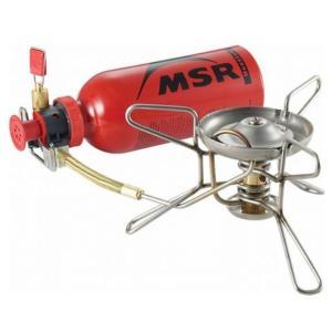 【国内正規品】MSR ウィスパーライト WhisperLite ストーブ  ガソリン式 アウトドア 登山 キャンプ  調理器具|shugakuso