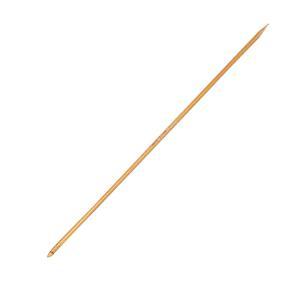 編み物 あみ針 マミー 硬質アフガン針 35cm 単品 6〜10号 | 手芸 ハンドメイド トーカイ|shugale1