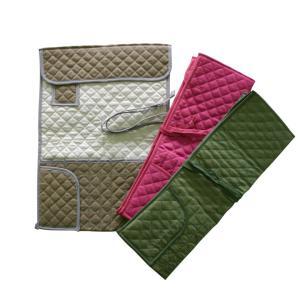 編み物 あみもの用品 編み物用具 棒針用キルトケース ハーフ|shugale1