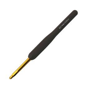 エティモ 柄付かぎ針 単品 2/0〜10/0号|編み針 あみ針 チューリップ あみもの 編み物道具|shugale1