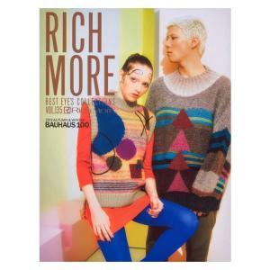 リッチモアベストアイズセレクション vol.135 本 図書 書籍 リッチモア毛糸 RichMore...