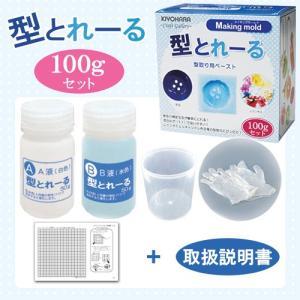 粘土 用具 型取り・注型材料 型取り用ペースト 型とれーる 100g|shugale1