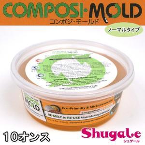 粘土 型取り材・注型材料 コンポジ・モールド ノーマルタイプ 10オンス|shugale1