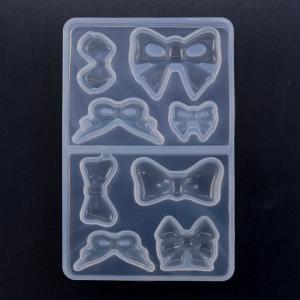 粘土 押し型・抜き型 プレミアム・シリコンモールド リボン | ハンドメイド 手芸 トーカイ|shugale1