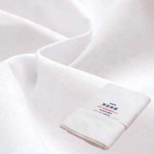 三巾天竺木綿 さらし 白無地|カットクロス 3m みはば 生地 布 布地 綿 綿100% コットン 日本製 白布|期間限定SALE||shugale1