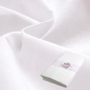四巾天竺木綿 さらし 白無地 幅130×3m|カットクロス 4巾 よはば 生地 布 布地 綿 綿100% コットン 日本製 白布|期間限定SALE||shugale1