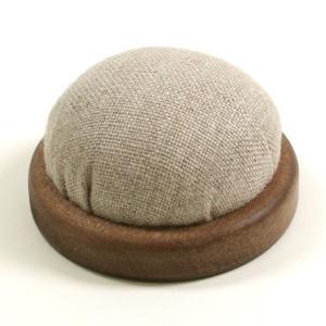 リーベアレス ピンクッション 大|Liebe alles ソーイング 裁縫 道具 ツール 日本製 国産 木製 麻|shugale1